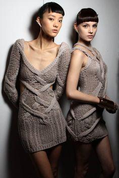#Jen Kao  Skirt Knit  #2dayslook #SkirtKnit #fashion #new  www.2dayslook.nl