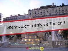 Le réseau JeRenove.com ne cesse de se développer et compte désormais 26 agences. Bienvenue au nouveau franchisé de Toulon, nous lui souhaitons une très belle réussite !