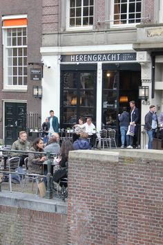 Herengracht restaurant & Bar, Amsterdam | ENJOY! The Good Life | http://www.enjoythegoodlife.nl/restaurant-bar-herengracht-amsterdam/