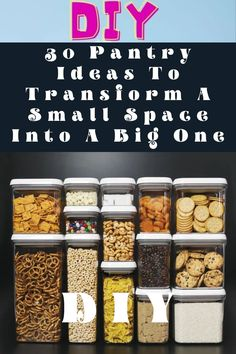 Tiny Pantry, Kitchen Pantry Storage, Refrigerator Organization, Pantry Organization, Organizing Tips, Organising, Household Cleaning Tips, Kitchen Cleaning, Diy Cleaning Products