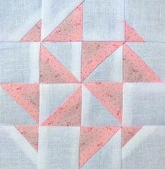 That Quilt: A-1 Dear Jane block tutorials