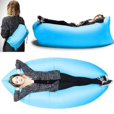 Inflatable Hangout Lounger