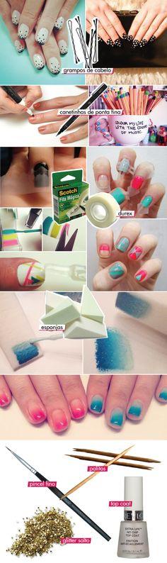 Nail Art - Basic Kit