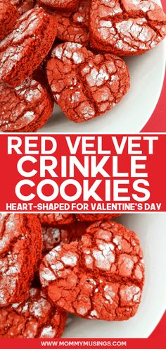 Heart-Shaped Red Vel