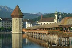 Lucerne, Switzerland - One of the most peaceful and beautiful places I have ever visited!
