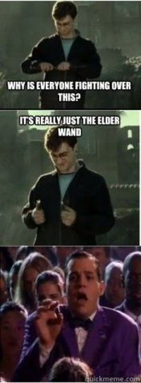 Harry Potter - Mean Girls meme. You KNOW that this was your face during that scene