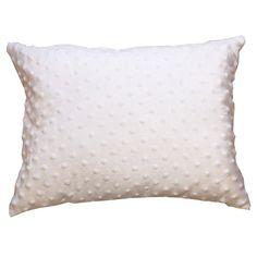 Scatter Cushion Minky Dot