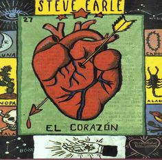 By Tony Fitzpatrick for Steve Earle