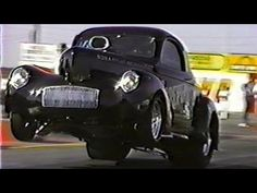 ▶ 1990 - Part 5 Best of Famoso Raceway Vintage AA Gassers Willys Nostalgia Drag Racing Bakersfield, CA - YouTube