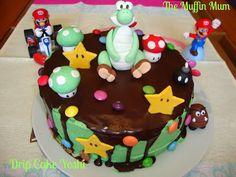 The Muffin Mum: Drip Cake Yoshi