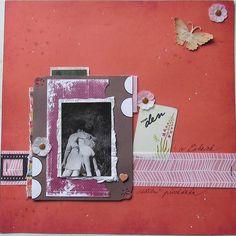 mé tvořivé já: Pranostiky Scrapbook, Frame, Layouts, Home Decor, Cousins, Picture Frame, Decoration Home, Room Decor, Scrapbooking