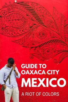 Oaxaca city, Oaxaca, Mexico is one place no one talks about much. Which is a pity because this place is bursting with colors and flavors. Plus, no sickening crowds of tourists. Read this guide to discover how beautiful Oaxaca city is and what you are missing out on!