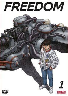 katsuhiro otomo freedom anime poster - Google Search