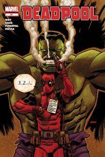 Deadpool- love it