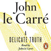 John le Carré reads from 'A Delicate Truth' - Part 1/3 by Penguin Books UK on SoundCloud