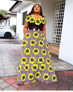 Ankara Gown Styles 2020 You Should Try Out: Latest Fashion Styles for Ladies! Ankara styles are design wears made with colors and patterns of Ankara prints, . Ankara Long Gown Styles, Ankara Styles For Women, African Lace Styles, Latest Ankara Styles, Latest African Fashion Dresses, African Dresses For Women, African Print Dresses, African Print Fashion, African Attire