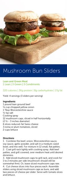 It's Independence Day! Stay healthy this holiday by preparing this yummy Lean and Green dish!