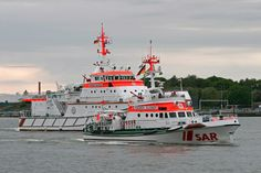 DGzRS Rescue Cruiser 'Hermann Marwede'and Hannes Glogner