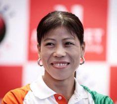 Bharathiya: Mary Kom, Indian boxer,