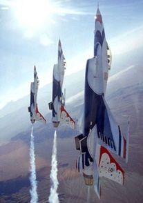Air Force Thunderbirds Vertical Photo Print for Sale Airplane Fighter, Fighter Aircraft, Fighter Jets, Helicopter Plane, Jet Plane, Military Jets, Military Aircraft, Us Navy, F 16