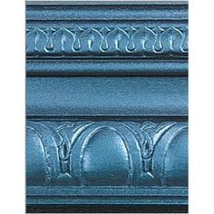 Modern Masters Metallic Paint ME655 Sapphire Deep Blue For Walls, Furniture, Stencils