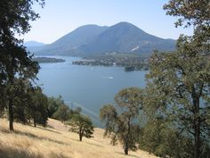 Mt. Konocti, Clear Lake, CA