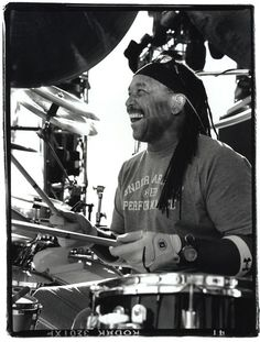 Did you know that Carter Beauford started performing professionally when he was only 9 years old?