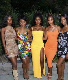 Pretty Black Girls, Beautiful Black Girl, Black Girl Fashion, Look Fashion, 90s Fashion, Korean Fashion, Retro Fashion, Winter Fashion, Vintage Fashion