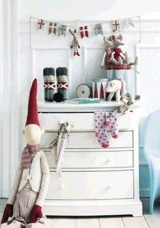 76 Inspiring Scandinavian Christmas Decorating Ideas | DigsDigs by R&M