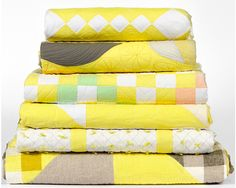 Announcing the 2016 Kona Color of the Year- Highlight! at Robert Kaufman Fabrics Color Of The Year 2017, Yellow Quilts, Robert Kaufman, Kona Cotton, Swatch, Bed Pillows, Highlights, Year 2016, Quilting