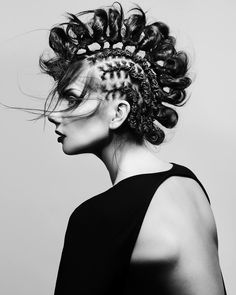 Hair by Amy Sultan.