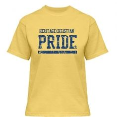 Heritage Christian School - Gaffney, SC | Women's T-Shirts Start at $20.97