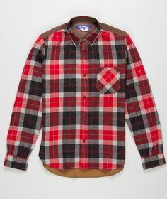 Junya Watanabe MAN - Lumberjack Shirt