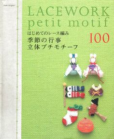 ISSUU - Lacework petit motif 2 by Crowe Berry