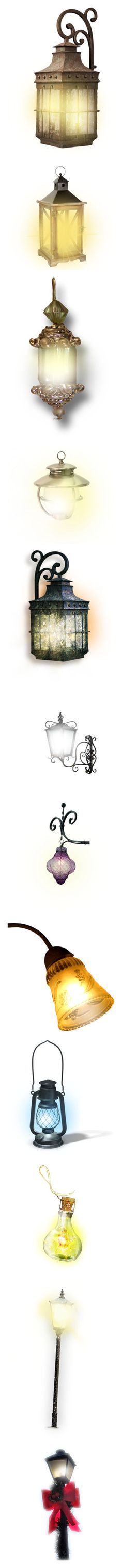 """""""Lights"""" by asia-12 ❤ liked on Polyvore featuring halloween, lamps, lanterns, lighting, backgrounds, lantern, candles, effects, fillers and lights"""
