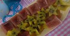 REAL FRUIT CHEWY LOLLIES