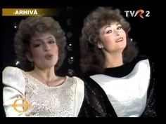 Angela Similea & Corina Chiriac - A opta minune Slow, France, Romania, French