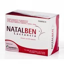 150692 Natalben Lactancia - 60 cáps.