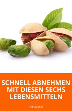 Schnell abnehmen mit diesen sechs Lebensmitteln   eatsmarter.de