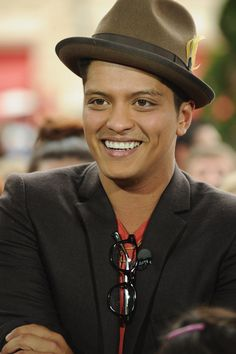 Bruno Mars,The Grove on October