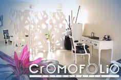 CrOMOFOLiO, diseño de interiores