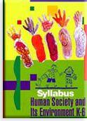 Human Society and Its Environment K-6 Syllabus
