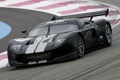 Matech 2010 FIA GT1 Ford GT Race Car