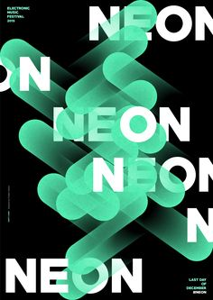 electronic festival behance poster music neon on NEON Electronic Music Festival Poster on Behance Music NEON Electronic Music Festival PosterYou can find Festival posters and more on our website Musikfestival Poster, Poster Cars, Poster Sport, Poster Retro, Typography Poster, Poster Prints, Typography Layout, Type Posters, Graphic Design Posters