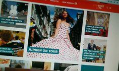 Dots Dress Grand Depart Website Tour Utrecht 2015