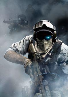 Tom Clancy's Ghost Recon: Future Soldier_ Concept Art
