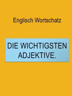 die 17 besten bilder von adjektive deutsch deutsch lernen deutsche grammatik und adjektive. Black Bedroom Furniture Sets. Home Design Ideas