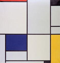Piet Mondrian De Stijl or Neo-Plasticism Piet Mondrian, Isaac Asimov, Abstract Styles, Abstract Art, Abstract Painters, Critique D'art, Best Decor, Josef Albers, Dutch Painters