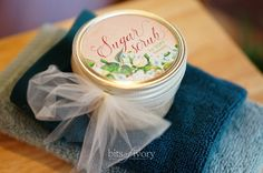 Simple Sugar Scrub R
