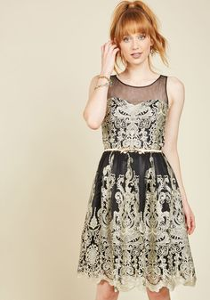 Whimsy of Your Whirl Dress